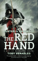The second of the Hunter of Sherwood trilogy (the Guy of Gisburne novels) out January 2015